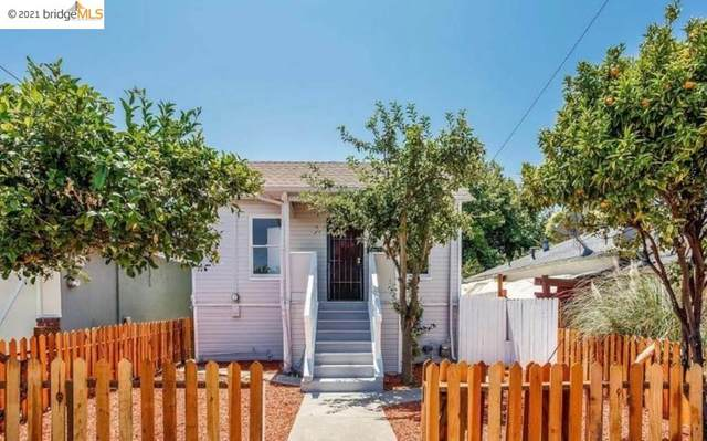 2880 Gaynor Avenue, Richmond, CA 94804 (#40957692) :: Realty World Property Network