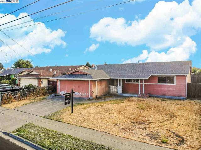28217 Sparrow Rd, Hayward, CA 94545 (#40957712) :: Armario Homes Real Estate Team
