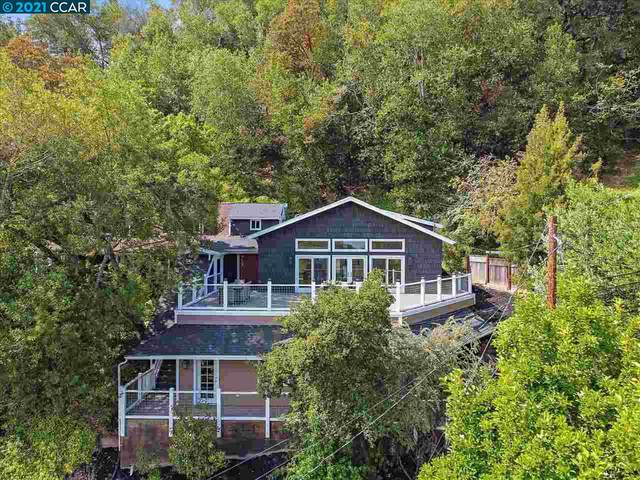 22 South Trl, Orinda, CA 94563 (#40957718) :: Realty World Property Network