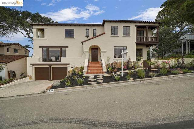 1820 Melvin Rd, Oakland, CA 94602 (#40957727) :: Realty World Property Network