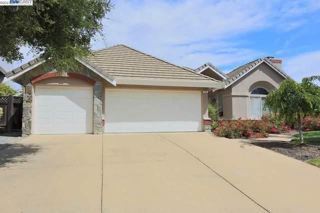 480 Cabonia Ct, Pleasanton, CA 94566 (#40957748) :: Realty World Property Network
