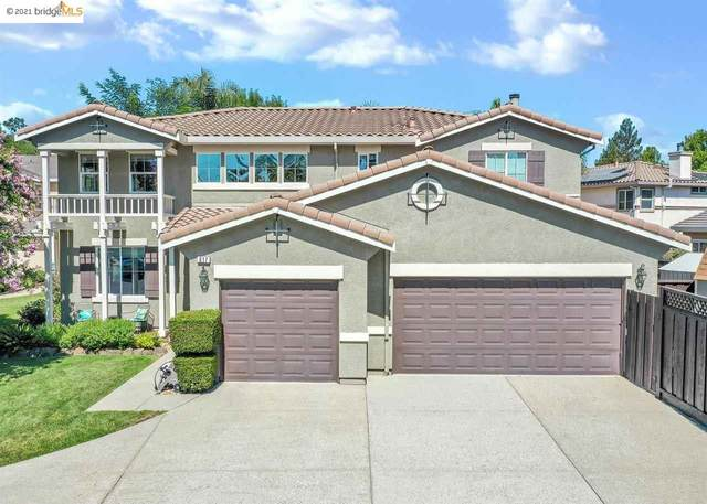 817 Armstrong Ct, Brentwood, CA 94513 (#40957762) :: Realty World Property Network