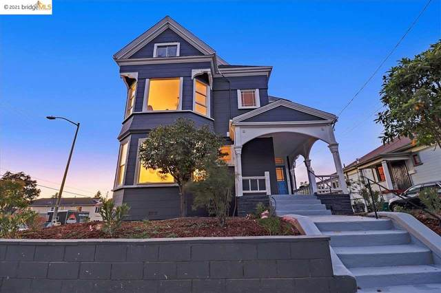 1122 E 21St St, Oakland, CA 94606 (#40957786) :: Realty World Property Network