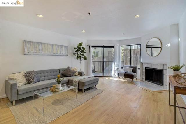 322 Hanover Ave #107, Oakland, CA 94606 (#40957793) :: Swanson Real Estate Team | Keller Williams Tri-Valley Realty