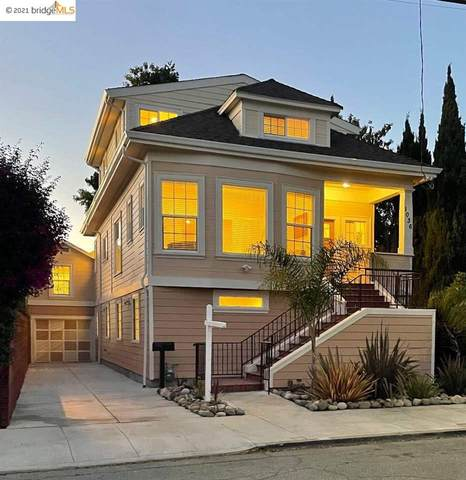 1036 57th Street, Oakland, CA 94608 (#40957804) :: Realty World Property Network