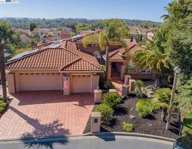 20340 Hunters Knls, Castro Valley, CA 94552 (#40957824) :: Blue Line Property Group