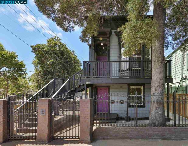 1409 10Th St, Oakland, CA 94607 (#40957844) :: Blue Line Property Group
