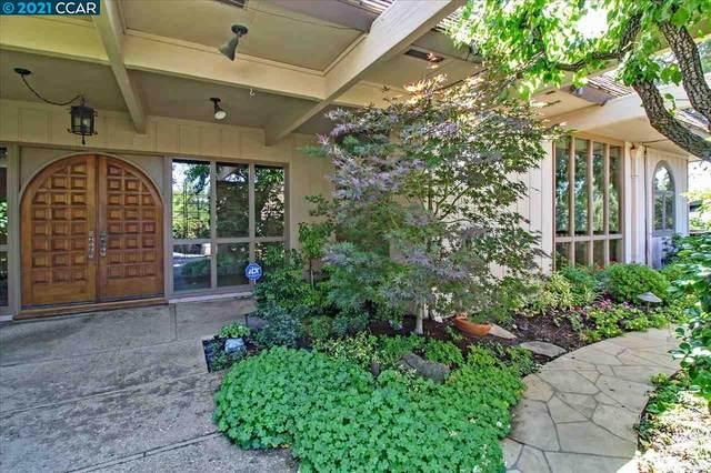 1048 Via Media, Lafayette, CA 94549 (#40957861) :: Realty World Property Network