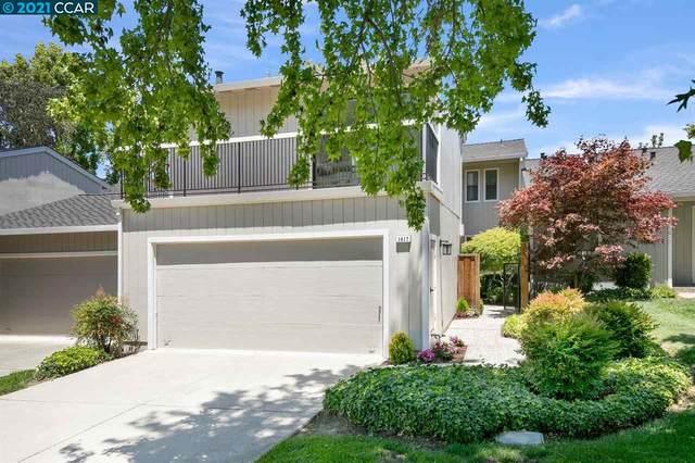 1417 Quail View Cir, Walnut Creek, CA 94597 (#40957882) :: Excel Fine Homes