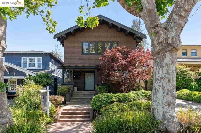 4 Greenbank, Piedmont, CA 94611 (#40957928) :: Swanson Real Estate Team | Keller Williams Tri-Valley Realty