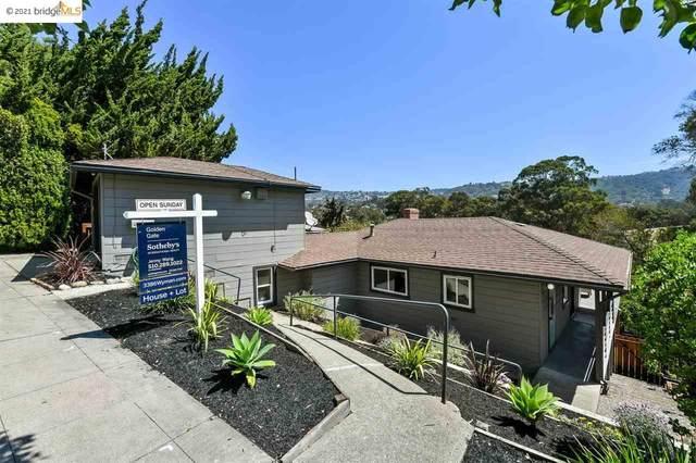 3386 Wyman St, Oakland, CA 94619 (#40958036) :: Realty World Property Network
