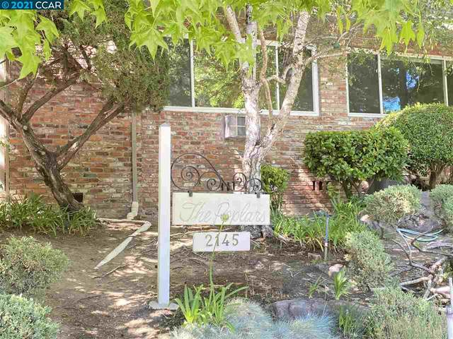 2145 Donald Dr #2, Moraga, CA 94556 (#40958056) :: Excel Fine Homes