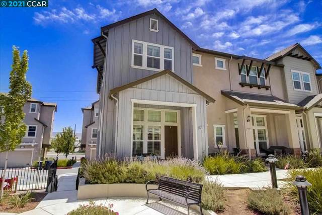 3941 Portola Cmn #6, Livermore, CA 94551 (#40958109) :: Armario Homes Real Estate Team
