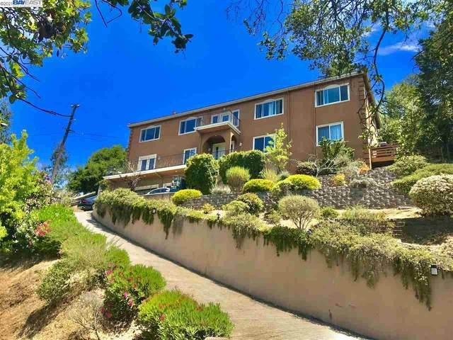 3220 Robinson Dr, Oakland, CA 94602 (#40958115) :: Excel Fine Homes