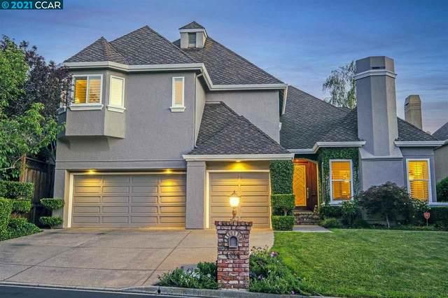 4068 Eagle Nest Ln, Danville, CA 94506 (#40958122) :: Swanson Real Estate Team | Keller Williams Tri-Valley Realty