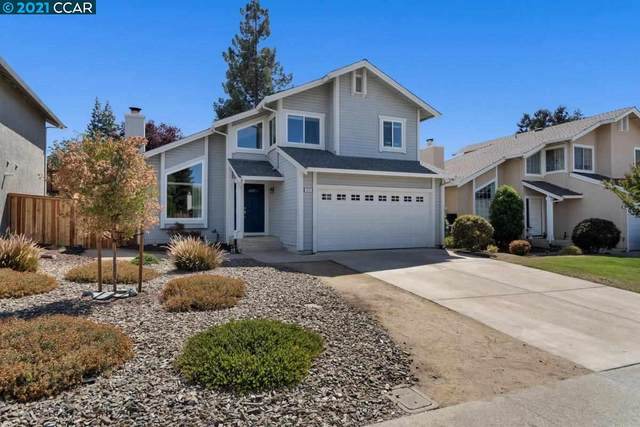 1505 Ohara Ct, Clayton, CA 94517 (#40958135) :: Armario Homes Real Estate Team