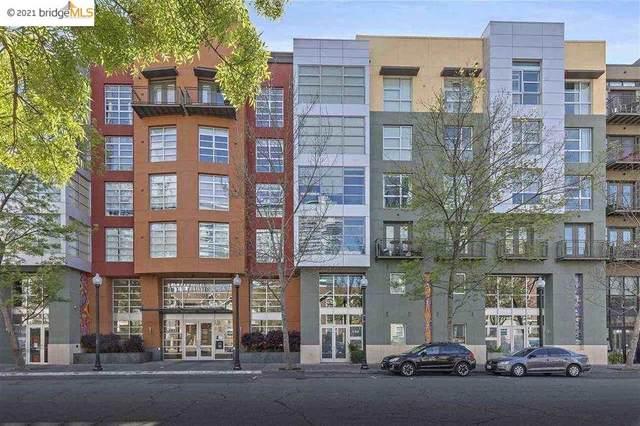 585 9th Street #423, Oakland, CA 94607 (#40958195) :: Swanson Real Estate Team   Keller Williams Tri-Valley Realty