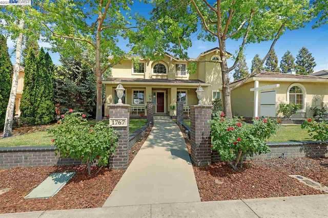 1767 Embassy Cir, Livermore, CA 94550 (#40958238) :: Blue Line Property Group