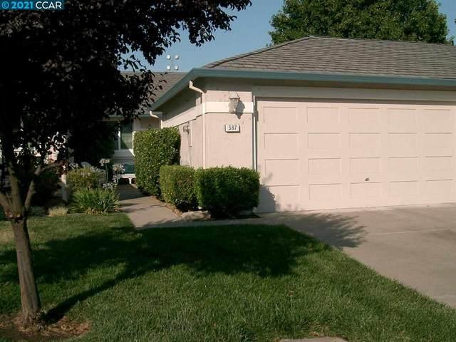 587 Europa Ct, Walnut Creek, CA 94598 (#40958242) :: Excel Fine Homes