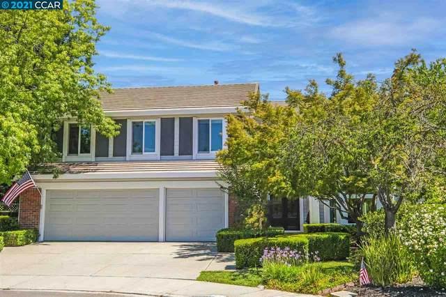 85 Barrons Pl, Danville, CA 94526 (#40958246) :: Realty World Property Network