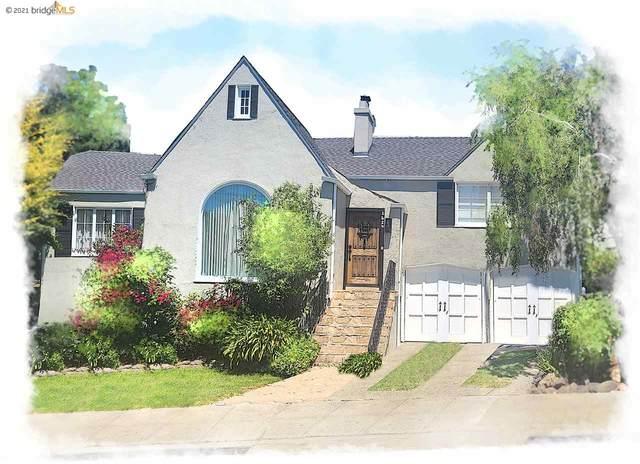1624 Leimert Blvd, Oakland, CA 94602 (#40958258) :: Blue Line Property Group
