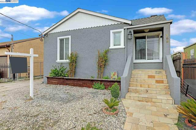 369 S 37Th St, Richmond, CA 94804 (#40958301) :: Realty World Property Network