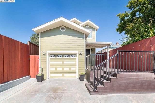 3011 Mabel St, Berkeley, CA 94702 (#40958306) :: Excel Fine Homes