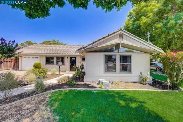 3372 Esperanza Dr, Concord, CA 94519 (#40958309) :: Blue Line Property Group