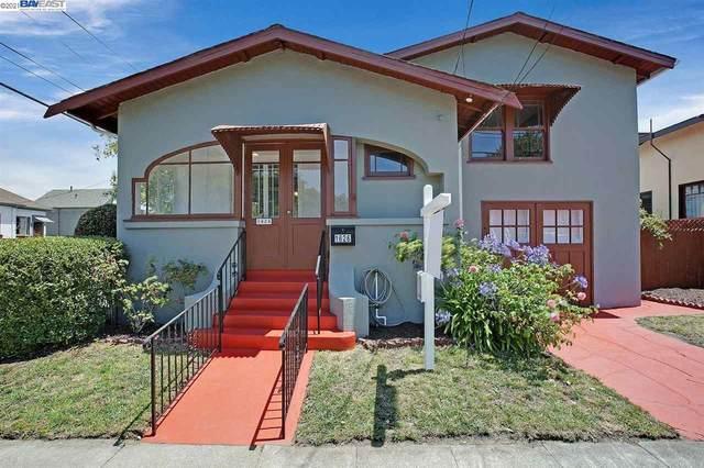 1626 St Charles St, Alameda, CA 94501 (#40958310) :: Swanson Real Estate Team | Keller Williams Tri-Valley Realty