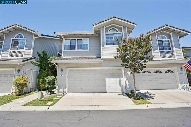 204 Country Meadows Ln, Danville, CA 94506 (#40958311) :: Realty World Property Network