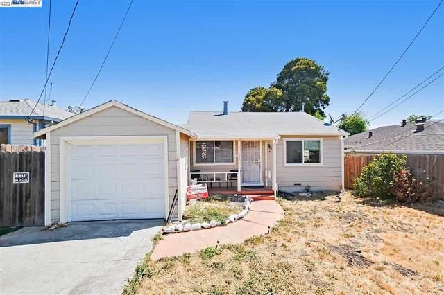21174 Locust St, Hayward, CA 94541 (#40958314) :: Realty World Property Network