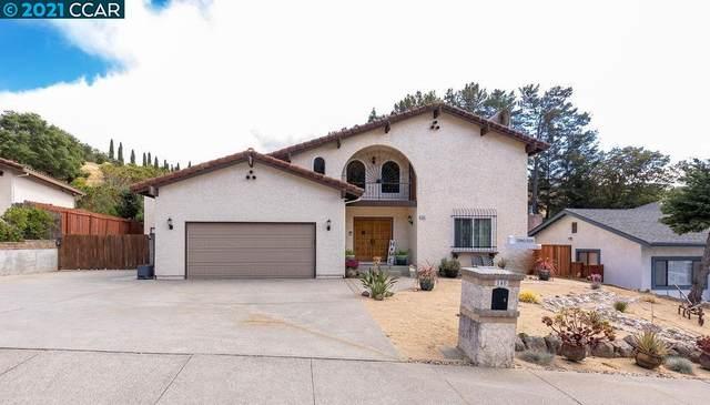 140 Travalini Ct, El Sobrante, CA 94803 (#40958317) :: Realty World Property Network