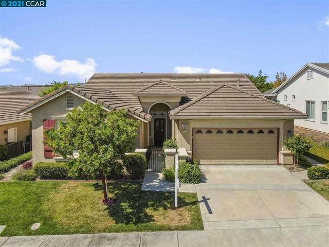 1087 Bountiful Way, Brentwood, CA 94513 (#40958322) :: Realty World Property Network
