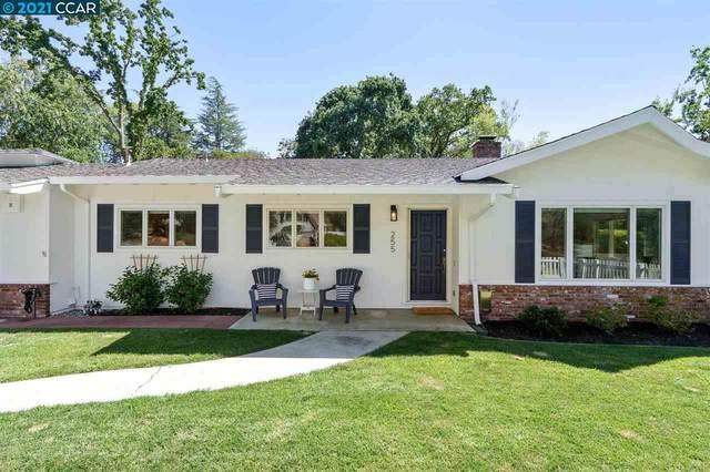 255 Marshall Dr, Walnut Creek, CA 94598 (#40958325) :: Swanson Real Estate Team | Keller Williams Tri-Valley Realty