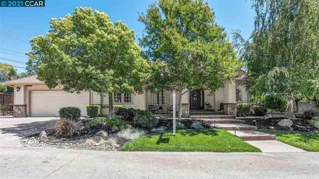 4852 Myrtle Dr, Concord, CA 94521 (#40958363) :: Excel Fine Homes