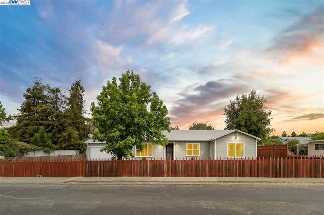 192 Hobbs Avenue, Vallejo, CA 94589 (#40958398) :: Realty World Property Network