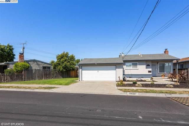 26624 Eldridge Ave, Hayward, CA 94544 (#40958405) :: Excel Fine Homes