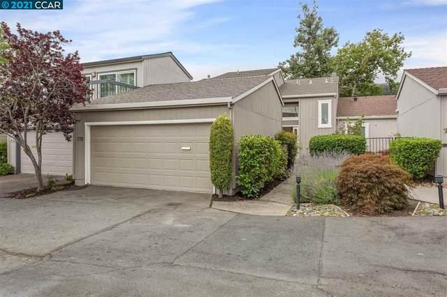 770 Country Club Dr, Moraga, CA 94556 (#40958428) :: Realty World Property Network