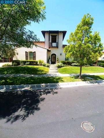 5412 Heatherland Dr, San Ramon, CA 94582 (#40958455) :: Realty World Property Network