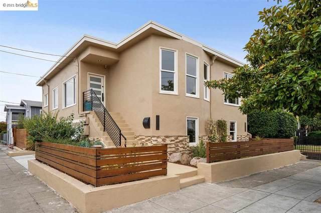 1075 Alcatraz Ave, Oakland, CA 94608 (#40958456) :: Swanson Real Estate Team   Keller Williams Tri-Valley Realty