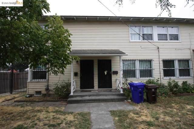 110 West Macdonald #112, Richmond, CA 94801 (#40958503) :: Realty World Property Network