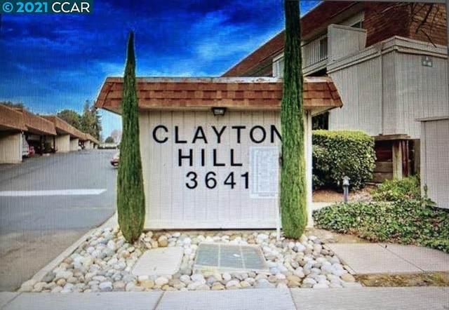 3641 Clayton Rd #43, Concord, CA 94521 (#40958523) :: Armario Homes Real Estate Team