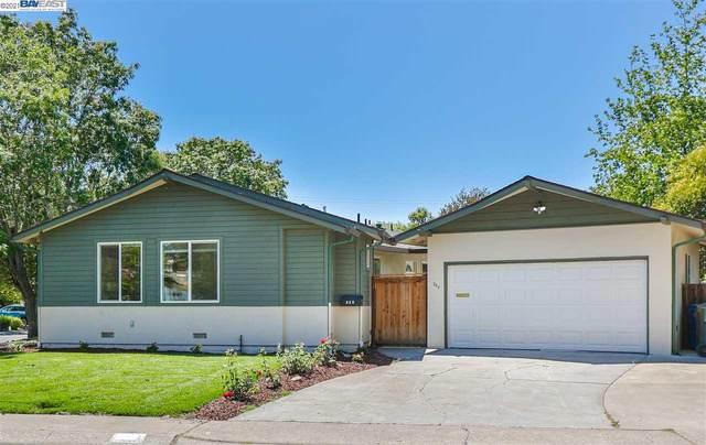 744 Harvard Dr, Pleasant Hill, CA 94523 (#40958525) :: Armario Homes Real Estate Team