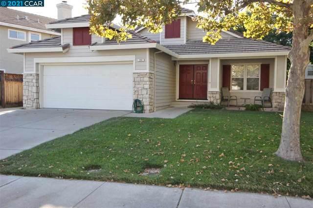 293 Amberleaf Way, Brentwood, CA 94513 (#40958527) :: Realty World Property Network