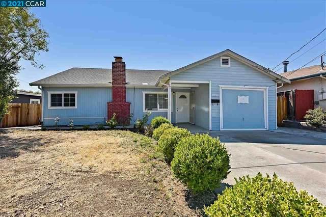 2811 Estates Dr, Concord, CA 94520 (#40958532) :: Armario Homes Real Estate Team