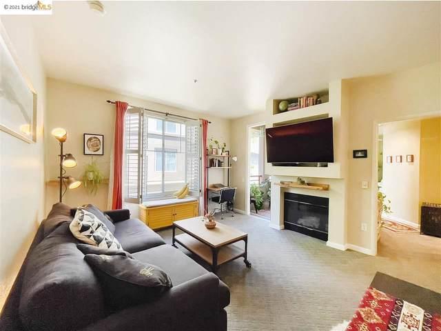 240 Caldecott Ln #206, Oakland, CA 94618 (#40958547) :: Swanson Real Estate Team | Keller Williams Tri-Valley Realty