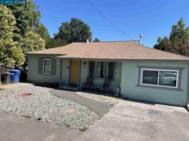 5 Birch Pl., Napa, CA 94558 (#40958550) :: Swanson Real Estate Team | Keller Williams Tri-Valley Realty