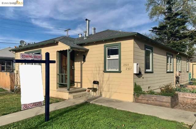 2305 Bonar St, Berkeley, CA 94702 (#40958566) :: Swanson Real Estate Team | Keller Williams Tri-Valley Realty