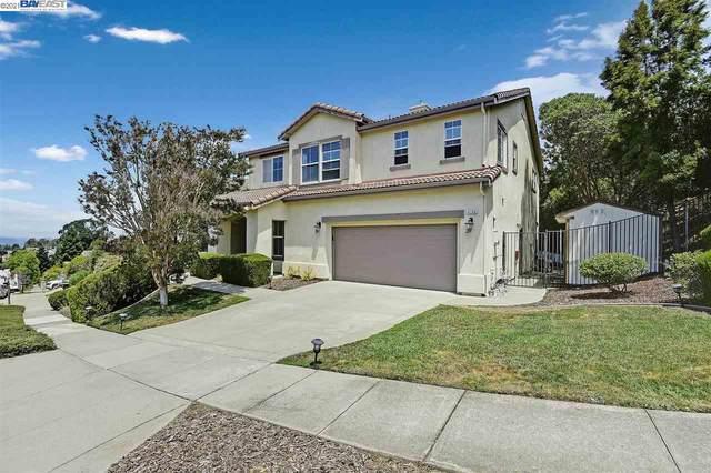 4186 Mystic View Court, Hayward, CA 94542 (#40958604) :: Armario Homes Real Estate Team
