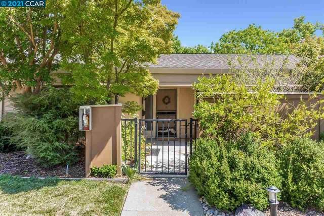 1108 Oakmont Dr #4, Walnut Creek, CA 94595 (#40958624) :: Swanson Real Estate Team   Keller Williams Tri-Valley Realty